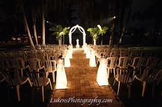 Lake side weddings and wedding receptions Orlando Florida - Paradise Cove Orlando Probably not quite it, but getting closer.