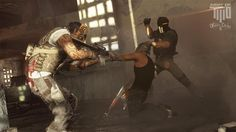 Army of Two III: The Devil's Cartel. Melees are awesomely brutal in this game!