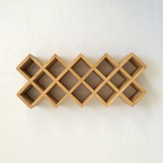 Geometric shelf - northstory.ca