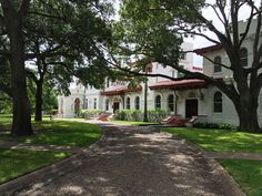 Main House, The King Ranch, Kingsville, Texas