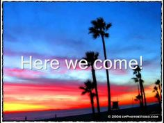 California - Phantom Planet  (This song will always remind me of where I'm from <3)