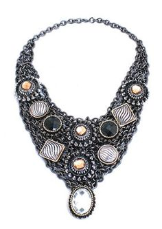 Michaels: Metallicity Necklace