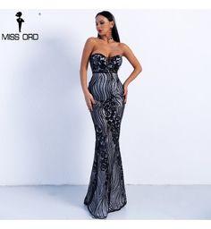 2341bb51a Vestido Longo Miss Ord Preto Elegante - Compre Agora | Shopping City - Seu  estilo o que Importa !