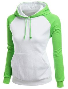 Woman's Sport Casual Hoodie - Many Colors