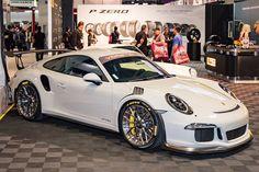Porsche GT3 RS - Las Vegas, NV USA | 2016 SEMA | Baron von Speed | Flickr
