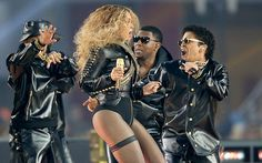 """""""Tell It Like It Is"""" Talk Show: Beyonce, Bruno Mars steal the show with Super Bowl..."""