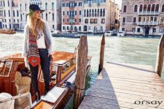 Orsay – katalóg a lookbook pre jeseň / zima 2014/2015 | Moda.sk
