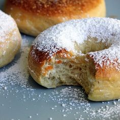 best-ever baked doughnuts NOT using specialty pans.