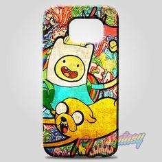 Cartoon Network Adventure Time Jake Finn Design Samsung Galaxy Note 8 Case | casefantasy
