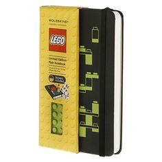 Moleskine LEGO Plain Pocket