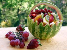 Salade de fruits frais - Meilleur du Chef
