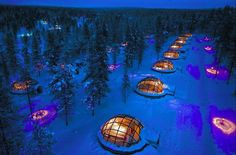Awesome 8 Most Amazing Ice Hotels in the World