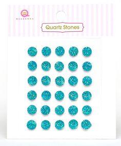 Queen and Company - Quartz Rhinestone Stickers