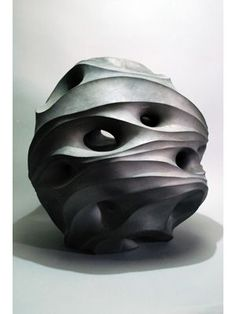 Black Sculpture Toru Kurokawa