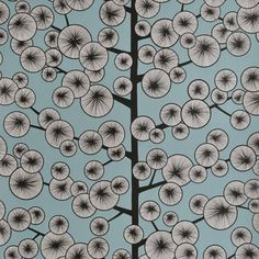 Missprint Cotton Tree Sky Blue wallpaper available online. Buy Missprint Cotton Tree blue wallpaper today for quick delivery at best online price. Tree Wallpaper Uk, Blue Grey Wallpaper, Modern Floral Wallpaper, Sunset Wallpaper, Wallpaper Online, Blue Wallpapers, Photo Wallpaper, Blue Backgrounds, Wallpaper Ideas