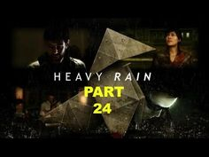 Heavy Rain - (Ps4) - Lets Play - Part 24 - The Cemetery - Twins - Flower...