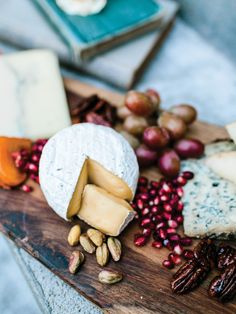 Gourmet cheese board. Image by Rachel May Photography.