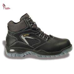 Cofra 78690-001.W43 Bohr S3 SRC Chaussure de sécurité Taille 43 Noir - Chaussures  cofra (*Partner-Link) | Chaussures Cofra | Pinterest