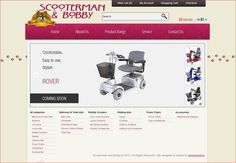 Scooterman & Bobby is a New Plymouth based store specialising in supplying Mobility products to Private Individuals, Rest Homes, ACC, Enable New Zealand and Hospitals throughout New Zealand. We have a range of power chairs, electric wheelchairs, walkers, Bathroom and Toilet Aids including Commodes, Grab Bars and Rails, Shower Chairs and Stools, Bedroom and Living Aids, Perching Stools, Seating, Electric Lift Chairs, Canes, Crutches and Accessories.