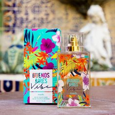 Feel the streets of Buenos Aires, bustling with its tango-fueled electricity, with our limited edition Buenos Aires Vibe fragrance! -markgirl Instagram www.youravon.com/ericagerlemann