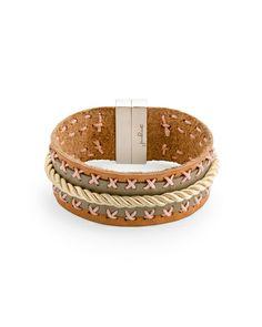 The Lasso Cuff by JewelMint.com, $29.99