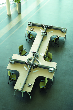 Ideal Desks For Open Plan Offices Google Search Office