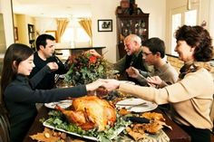 THANKSGIVING IS COMING...