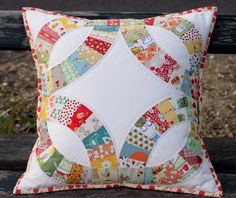 Patchwork in Paris: Pickledish Pillow