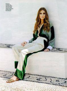 Celine bohemian. (man, I wish I were tall)