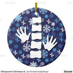 Chiropractic Christmas Ornament-Bradley Chiropractic Inc (323) 874-2225