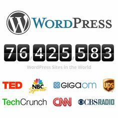 Amazing Sites with WordPress: 76 million sites powered by WordPress as of March 2014 Own Website, Professional Website, March 2014, Wordpress, How To Plan, Learning, Day, Amazing, Studying