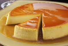 Pudim Flan com Natas....ONE OF YOUR FAVORITE DESSERTS...YOU HAD SUCH A SWEET TOOTH.