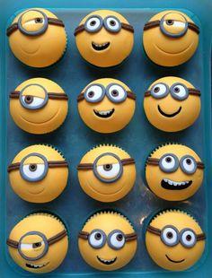 Ogen cupcakes