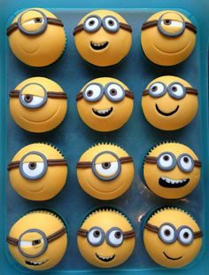 #Minions #Cupcake #DIY