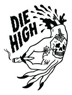Die High #SketchyTank