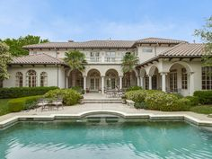 5841 Dexter Drive | Preston Hollow | Listed for $2,400,000