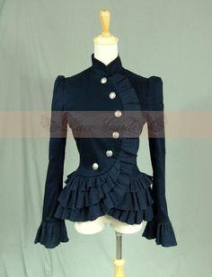 8e8659646561f6 Wholesale victorian military jacket women from Cheap victorian military  jacket women Lots
