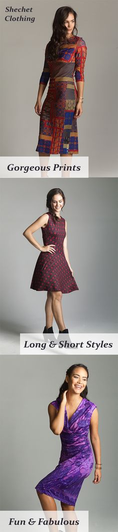 No matter your style, no matter your color, make this season one to remember with a unique Shechet dress.