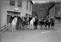 During the Great Depression, as part of an effort to boost employment for women, the Works Progress Administration funded the Pack Horse Library Project of Eastern Kentucky, which sent women out on horseback to deliver books to parts of the Cumberland Mountains inaccessible to cars and trucks.