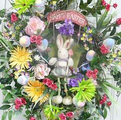 Special Easter Wreath...