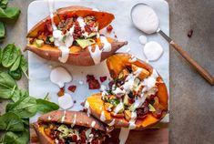 Quinoa Salat, Cheesesteak, Avocado Toast, Tacos, Mexican, Yummy Food, Vegan, Vegetables, Breakfast