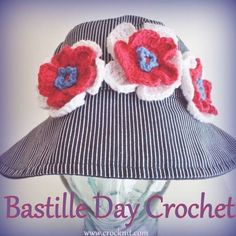 New Black And Red #French Beret Baroque /& Rococo Fancy Dress Hat Small