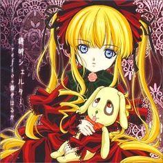 shinku rozen maiden | Mangas : Rozen Maiden