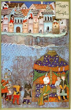 Surrender of Becskerek, 1551