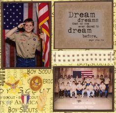 Boy Scout - Scrapbook.com