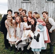 Anne with an E behind the scenes Gilbert Blythe, Anne Shirley, Anne Of Green Gables, Lucas Jade Zumann, Amybeth Mcnulty, Gilbert And Anne, Anne White, Anne With An E, The Avengers