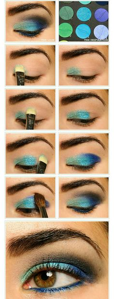 #blue #tutorial