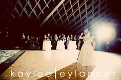 Seattle Public Library Wedding Reception Kaylee Eylander Photography; this location would be awesome!