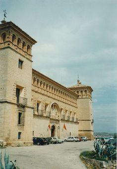 Teruel  Parador National in Alcañiz