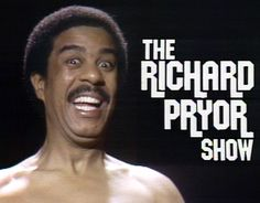 Richard Pryor, Live and in Your Living Room!   Peel Slowly